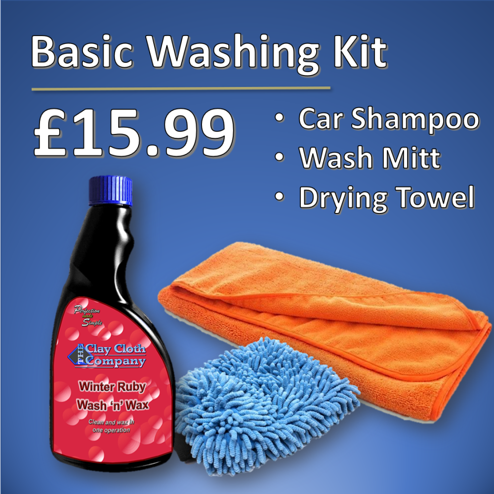 CCC Basic Wash Kit