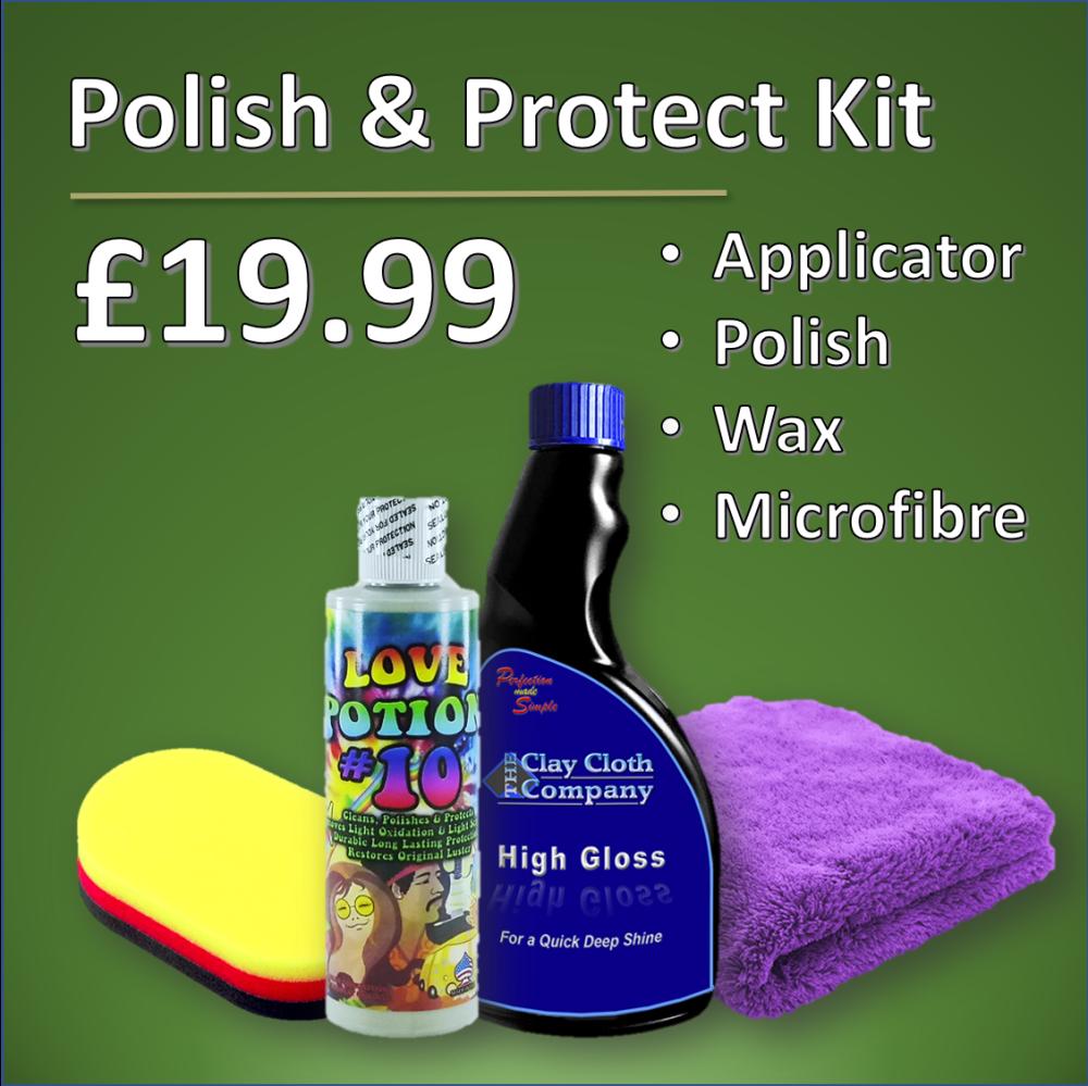 CCC Polish & Protect Kit