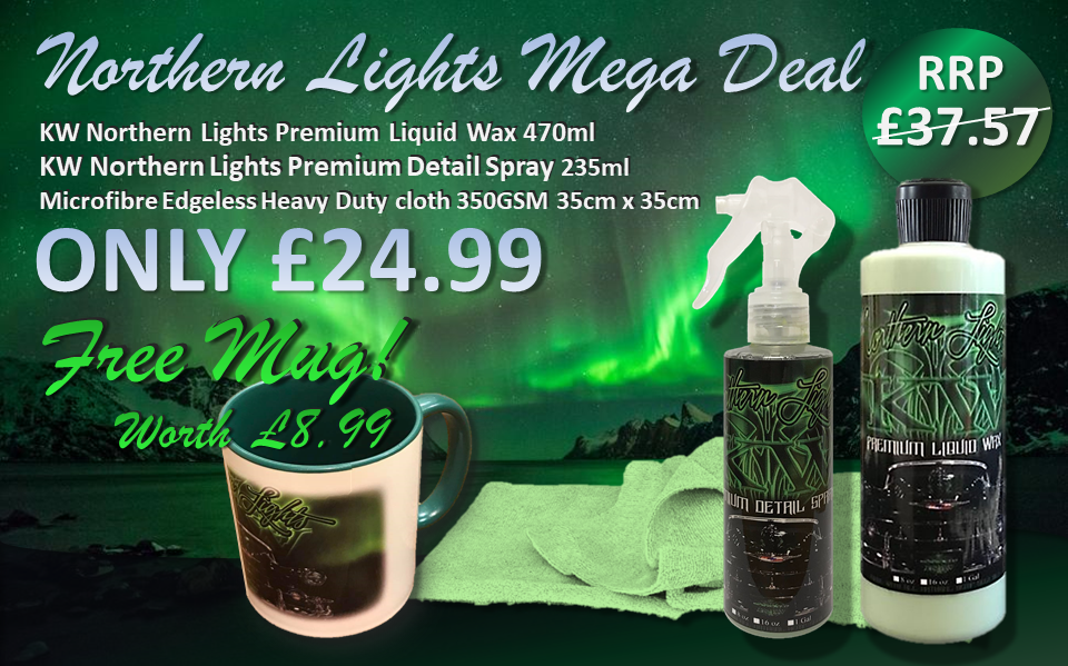 KILLERWAXX Northern Lights Mega Deal