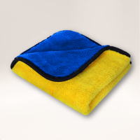 'Big Macaw' Microfibre Drying Towel 400GSM 80cm x 50cm