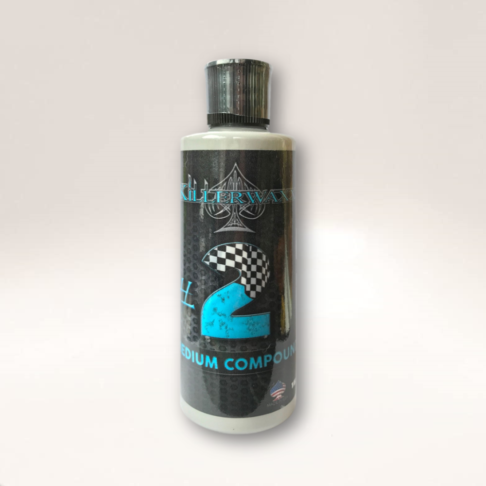 KILLERWAXX #2 Medium Cut Compound 235ml