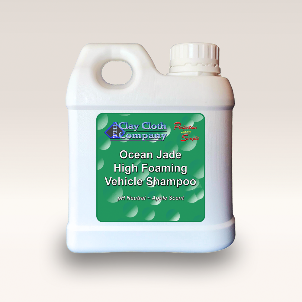 CCC Ocean Jade pH Neutral Vehicle Shampoo 1Ltr