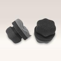 CCC Tyre and Interior Dressing Applicator Set - Hex-Grip Design