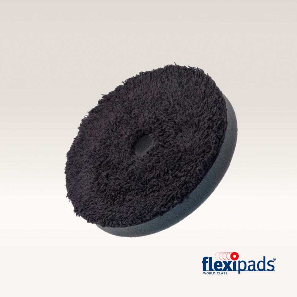 "Flexipads DA BLACK Microfibre Finishing Disc 5"" (19mm Hole)"