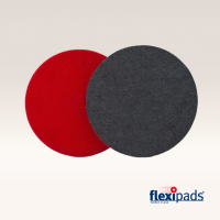 Flexipads DENIM Aggressive Orange Peel Disc 5""