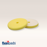 "Flexipads XS540 DA YELLOW Finishing X-SLIM 5.5"" (18mm)"