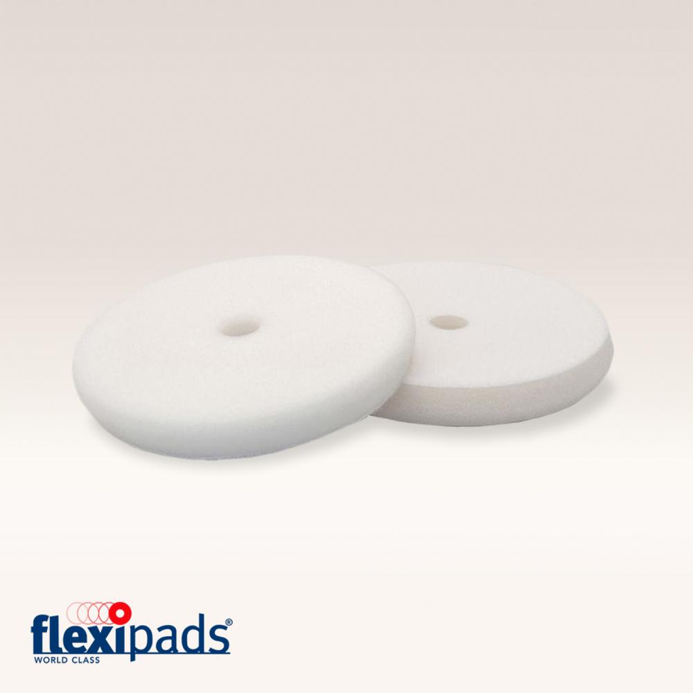 "Flexipads XS600 DA WHITE  Heavy Cutting X-SLIM 6.5"" (18mm)"