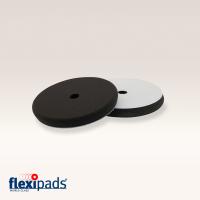 "Flexipads XS560 DA BLACK  Micro Fine Buffing X-SLIM 5.5"" (18mm)"