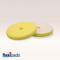 "Flexipads XS640 DA YELLOW Finishing X-SLIM 6.5"" (18mm)"