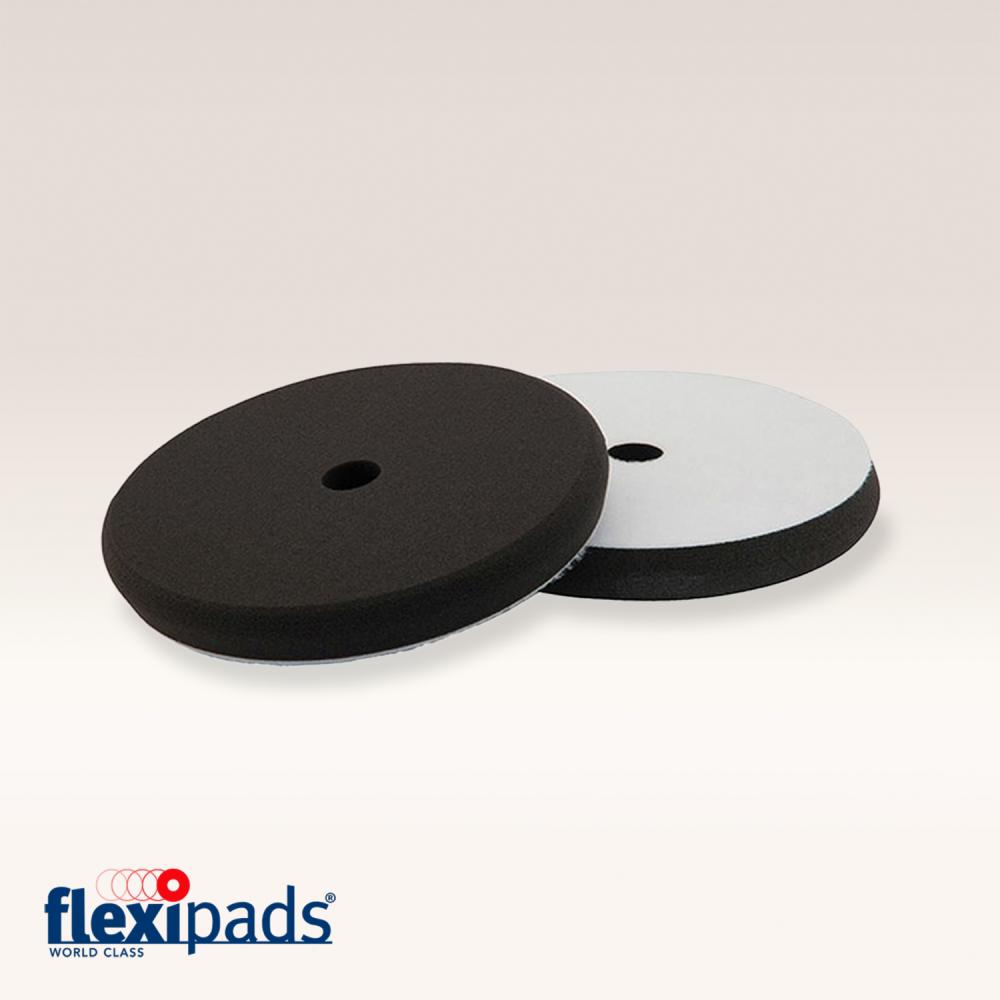 "Flexipads XS660 DA BLACK  Micro Fine Buffing X-SLIM 6.5"" (18mm)"