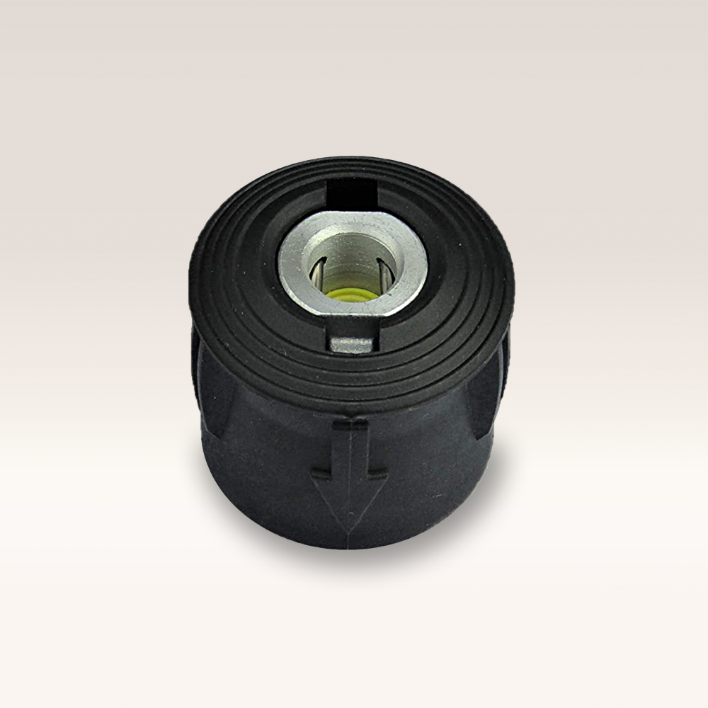"CCC 1/4"" Quick Connect High Pressure Coupling (Nilfisk)"