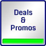 Deals and promos