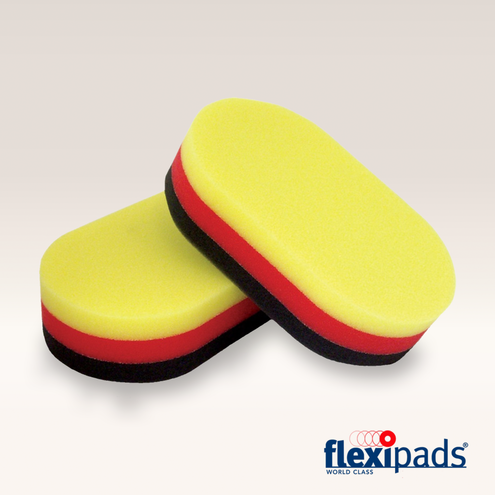 Flexipads Pro Applicator (German) Twin Pack