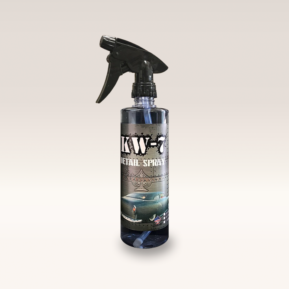 KILLERWAXX KW-7 Detail Spray 470ml