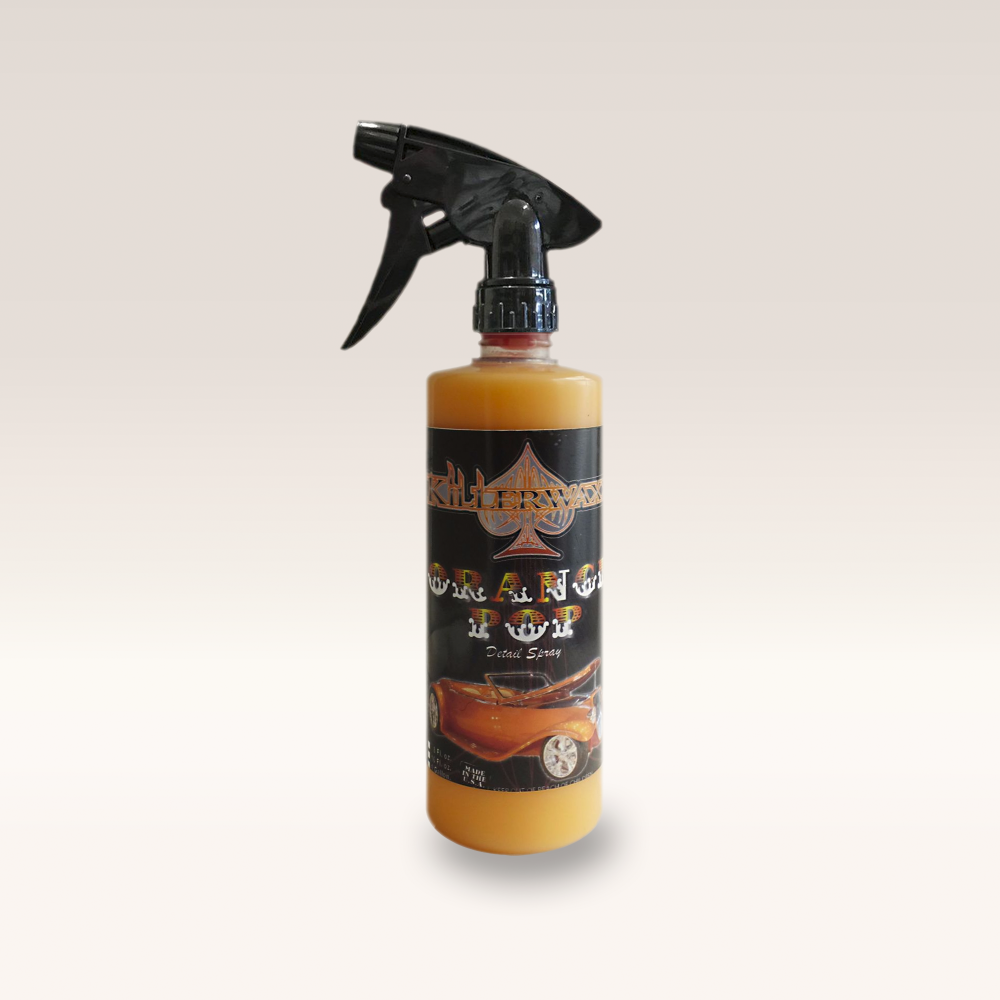KILLERWAXX Orange Pop Detail Spray 470ml