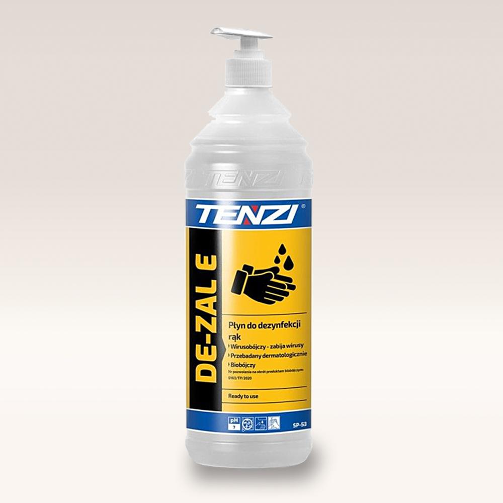 TENZI DE-ZAL E Hand Sanitiser 600ml