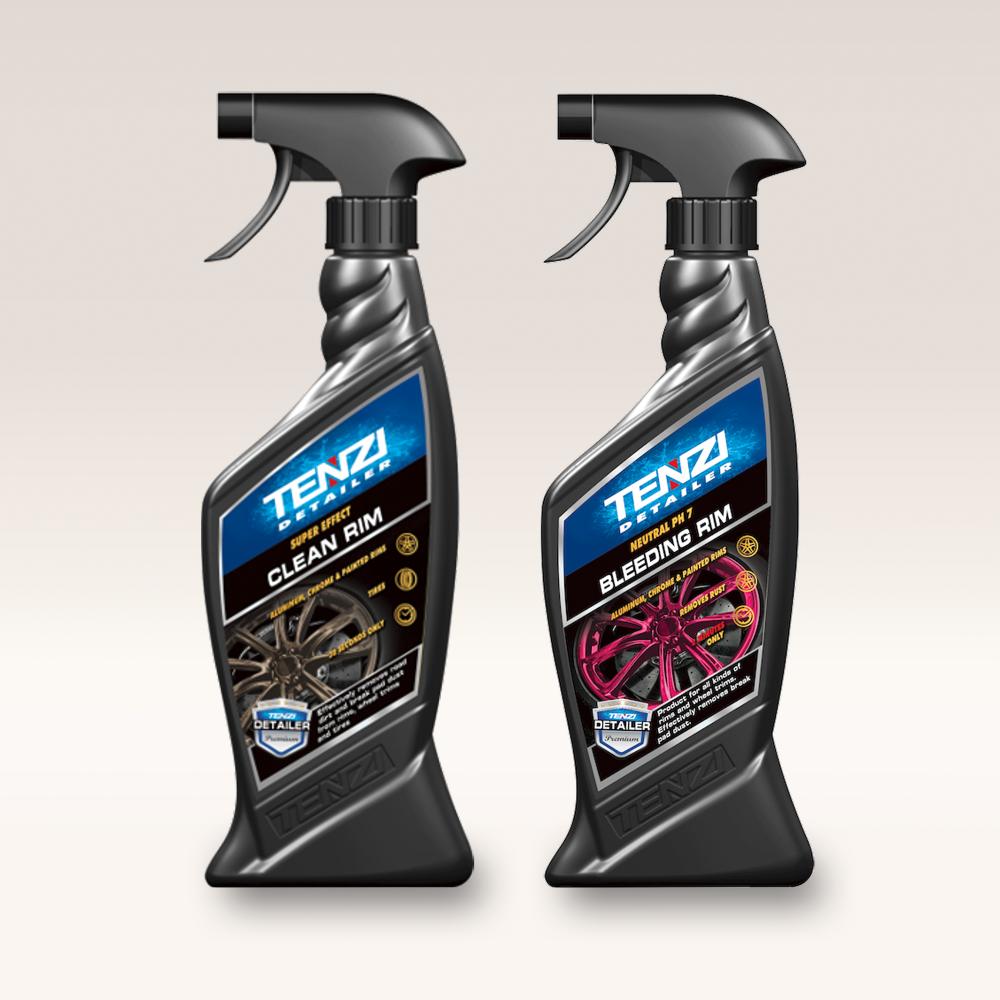 TENZI Wheel Cleaner Twin Pack 600ml each