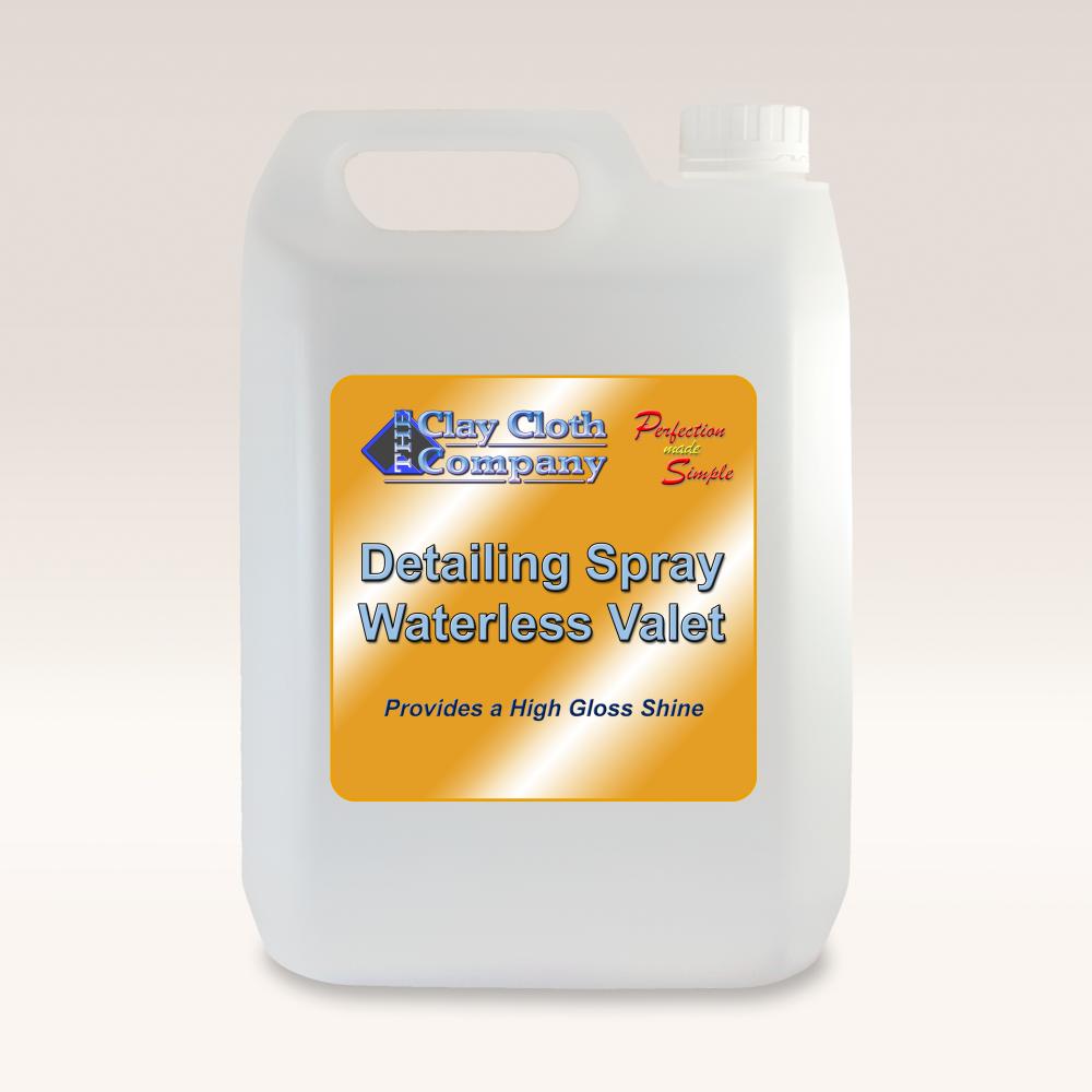 CCC Detailing Spray 5ltr