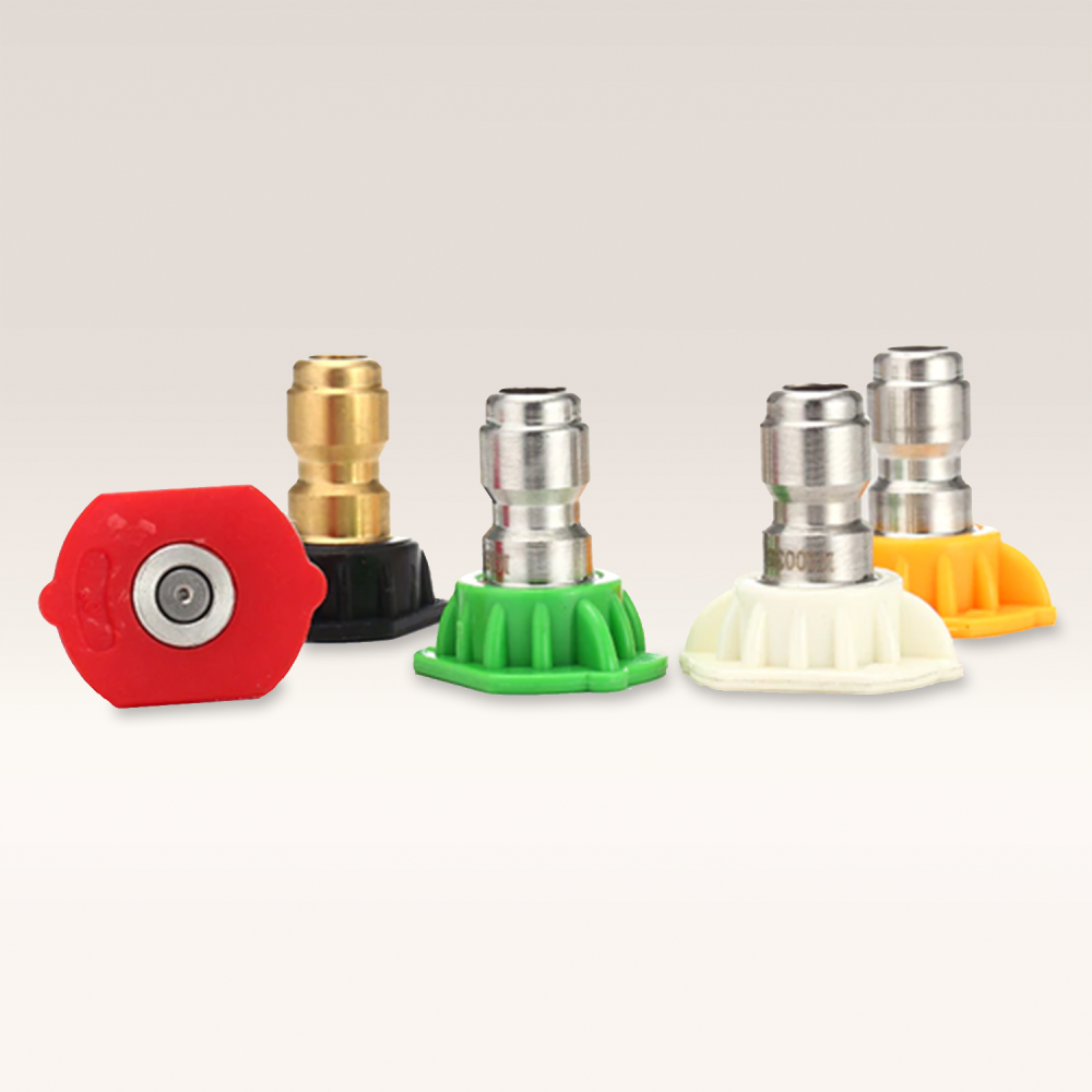 "CCC 1/4"" Quick Release 5 Piece Nozzle Set"