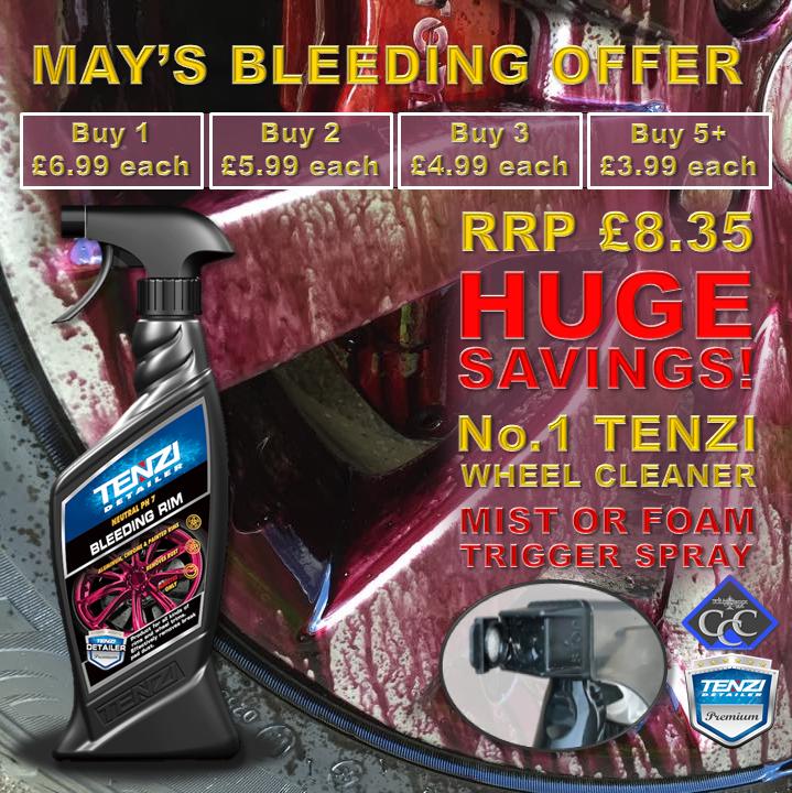 TENZI Bleeding Rim Gel pH Neutral 600ml *Offer*