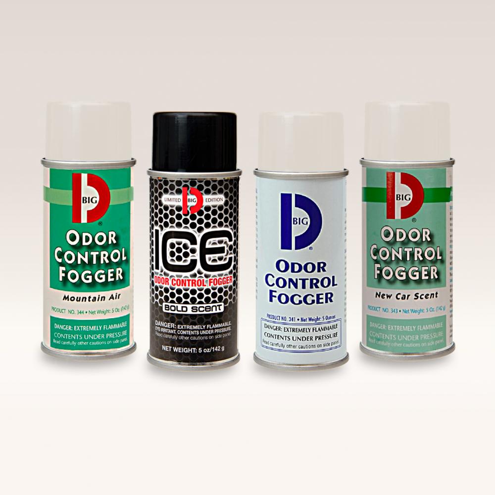 Odour Control Fogger - Various Fragrances