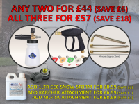 """CCC 1/4"""" Quick Connect Package Deal"""