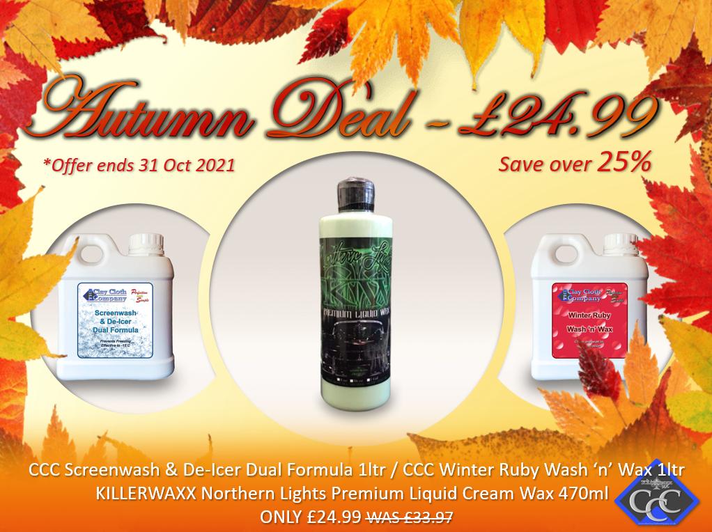 CCC Autumn Deal