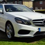 White Merc James Maybourne Clarkson