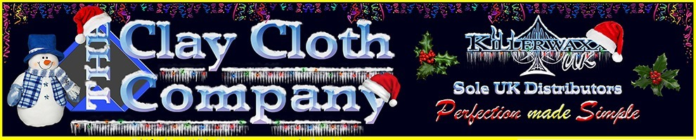 The Clay Cloth Company, site logo.