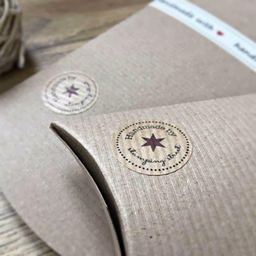 Pillow Fold Gift Box