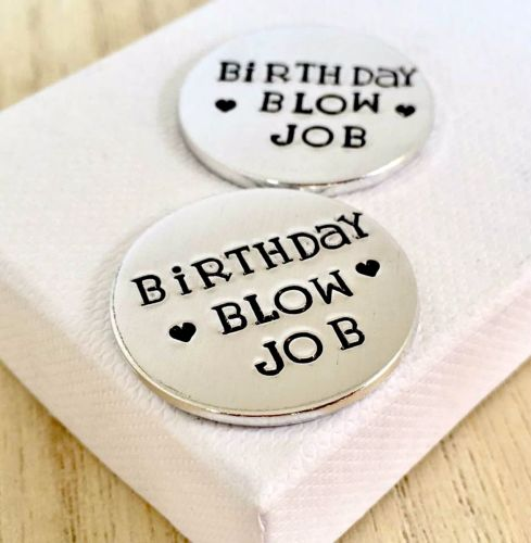 Birthday Blow Job Token
