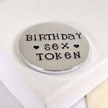 Birthday Sex Token