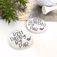 Non-Personalised Golf Ball Markers (Various)