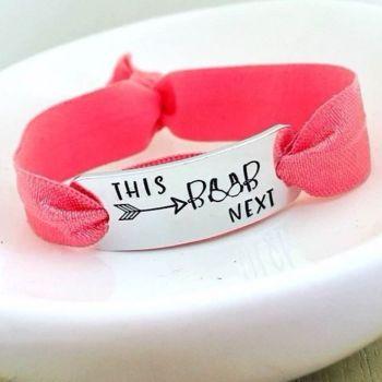 This Boob Next Stretch Bracelet
