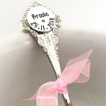 Keepsake Teaspoon