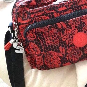 Letter S Bag Charm