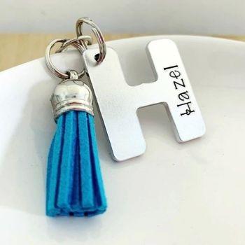 Letter H Bag Charm