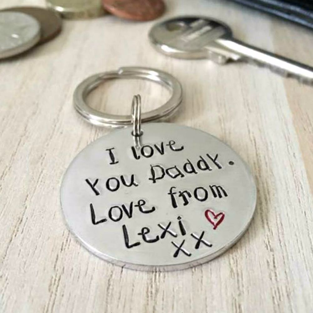 Keyrings Just for Him