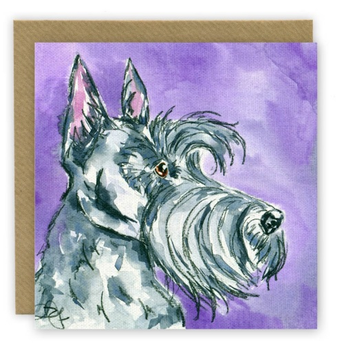 PP48 Scottish Terrier