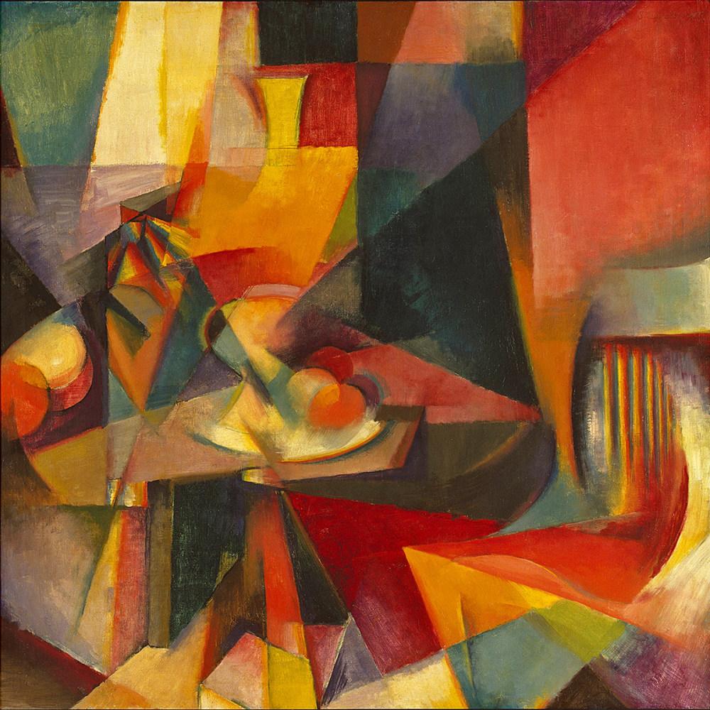 Synchromy No.3 - Stanton MacDonald-Wright