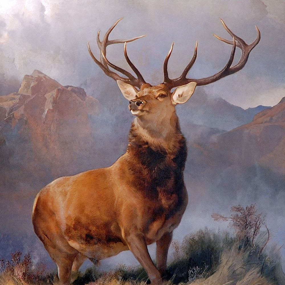 Edwin Henry Landseer: Monarch of the Glen, 1851