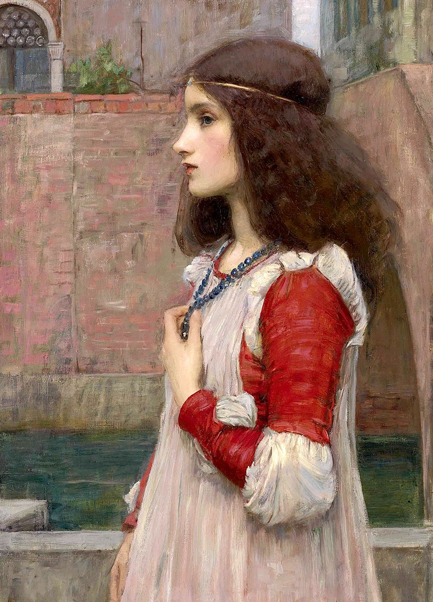 John William Waterhouse: Juliet