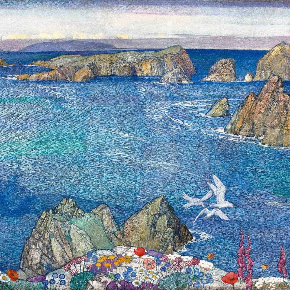 Edward Reginald Frampton: Sark