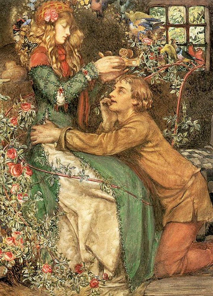 Eleanor Fortescue Brickdale: Natural Magic