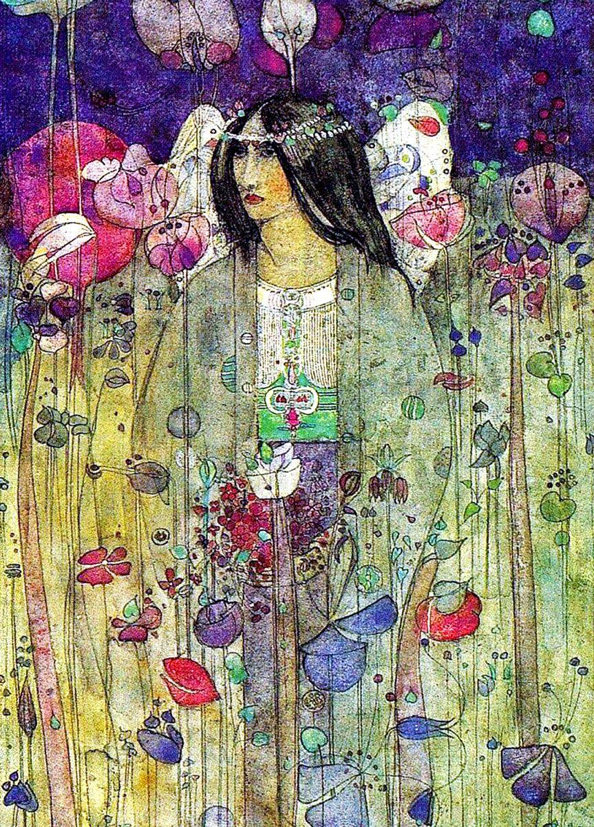 Charles Rennie Mackintosh: In Fairyland, 1897