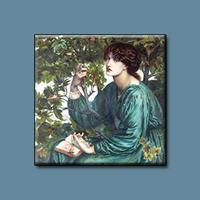Pre-Raphaelite Cards