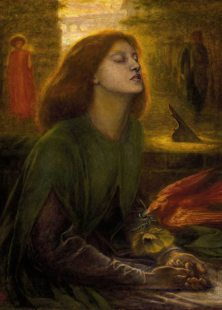 Dante Gabriel Rossetti: Beata Beatrix
