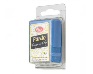 Transparent Light Blue Pardo