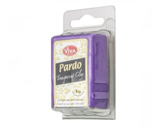 Transparent lilac Pardo