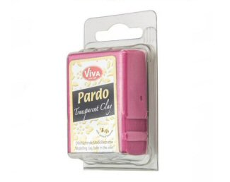 Transparent red Pardo